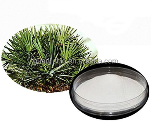 Factory supply natural Saw Palmetto Fruit extract / Saw Palmetto Plant Extract / 25%~90% Fatty Acids & Sterols