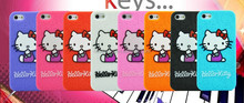 Hard pc cuite hello kitty case for iphone 5