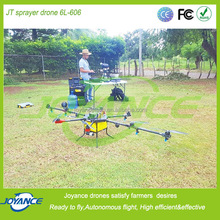 RC drones with hd camera and gps power sprayer drone for agriculture
