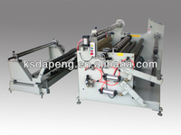 paper in rolls slitter rewinder machine