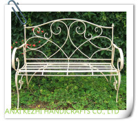 LC-77452 China decorative park garden street rest outdoor bench