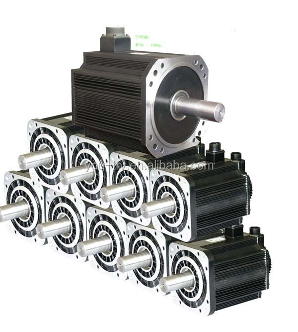 Electric motor 200-600 W 3000 rpm 60 Series AC SERVO MOTOR