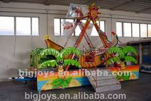 Amusement Park Small Pirate Ship for Backyard,pirateship for sale