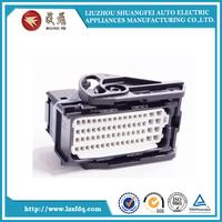 Car Auto Part 64 Pin ECU Electric Plug Automotive Connector