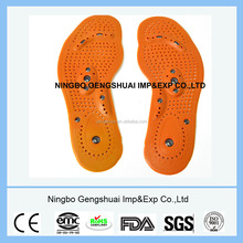 Popular Shoe Insole with the magnetic