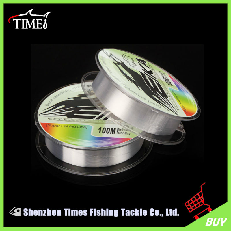 New Arrival In Stock Material Monofilament Fishing Line Nylon