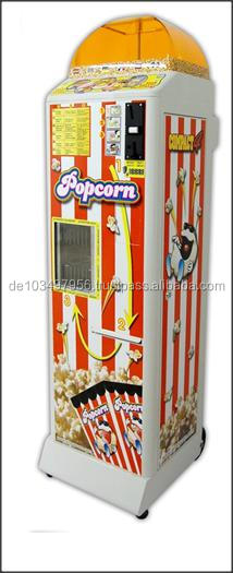 Compact Airpop Popcorn Vending Machine