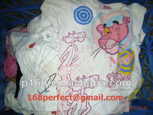 Summer Big Mixed-1 Children T-shirt / Used Cartoon clothes / Second hand cartoon kids baby clothes