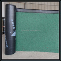 SBS polymer modified bitumen membrane with mineral granules