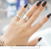 Haifeng Jewelry Factory Wholesale Vintage Adjustable 925 Silver Ring Thailand Ring