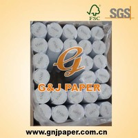 Thermal Currency Printing Paper Cash Roll 80 x 80