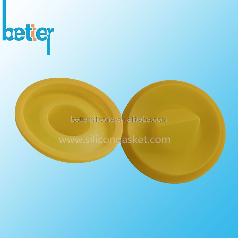 Medical Silicone Duckbill Check Valve