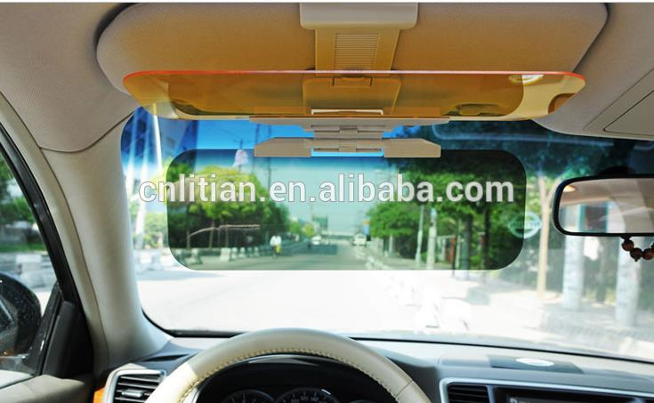 strong after-sales service Made in China products good promotional car side window sun visor