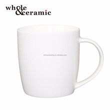 Custom Logo Eco Ware hot selling Fine New Bone China Mug Ceramica Cheap Plain White Ceramic Coffee Mug Set