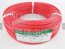 Electrical Wires 3135 14AWG Silicone Rubber Wire Soft Flex Silicon Wire Black red