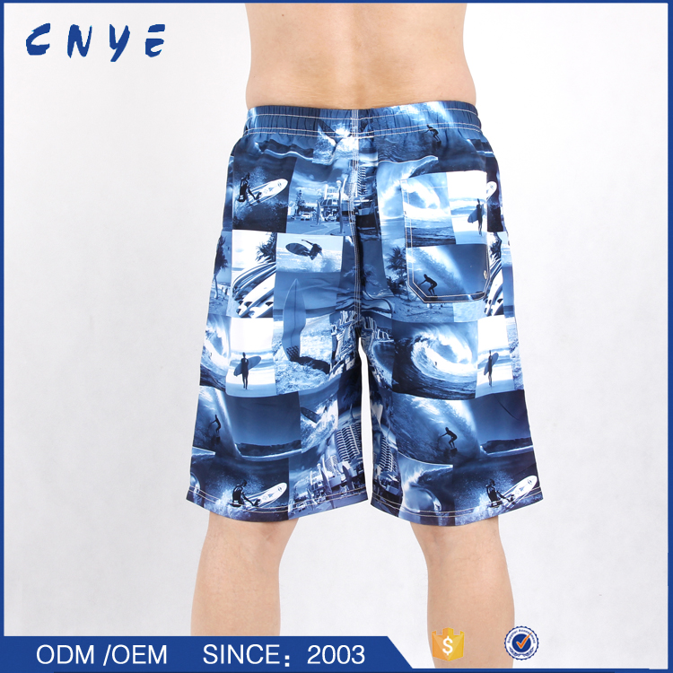 Wholesale Cheap Custome Men's Swimming Beach Shorts