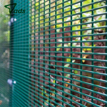 cheap wrought iron 358 high security fence for sale