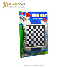 Educational toy for kids plastic chess toy