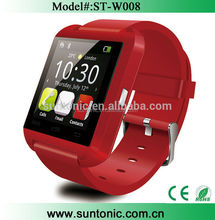 latest wrist watch mobile phone android system