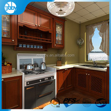 Brand white metal kitchen cabinets