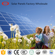 5kw off grid solar panel power system for home