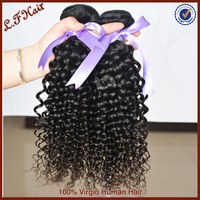 TUNEFUL Top quality lowest price wholesale Malaysia kinky curly human hair weave real remy afro kinky hair extensions