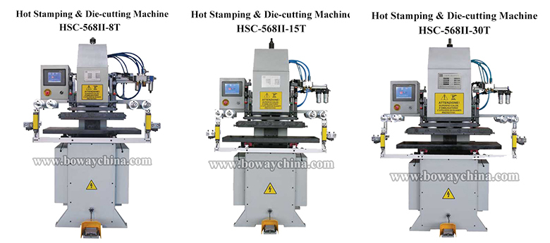 5 in 1 bronzing gliding leather hot foil stamping embossing machine price