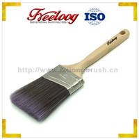 zhenjiang factory price silicone bristle purdy paint brush