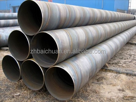 Thin wall spiral pipe seamless steel buy