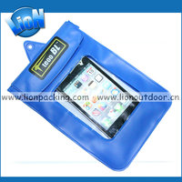 pvc waterproof bag for tablet PC