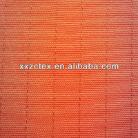 Cotton and polyester esd antistatic satin fabric for workwear