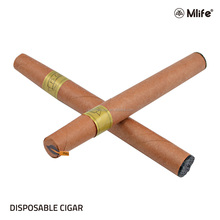 Mlife e-cigarette free sample free shipping disposable vaping classical cigar e cigarette 1000 puffs