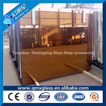 Good Price can be custom mirror glass aluminum in bathroom