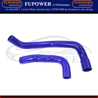 Upgrade Air inlet pipe fit Motorsport MG Rover 400/45/ZS Diesel SILICONE BOOST HOSES HOSE KIT