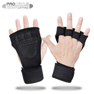 Custom Adjustable Weighted Gloves Weight Lifting Gloves