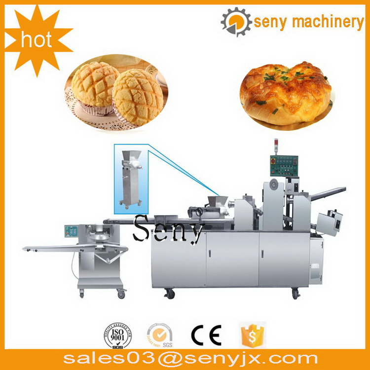 Durable best sell pastry and bread filling machine