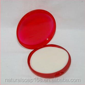 round paper soap/ perfumed paper soap
