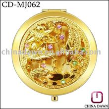 promotional compact hand mirrors india CD-MJ062