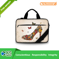 Printing Custom neoprene computer bag laptop sleeves for women