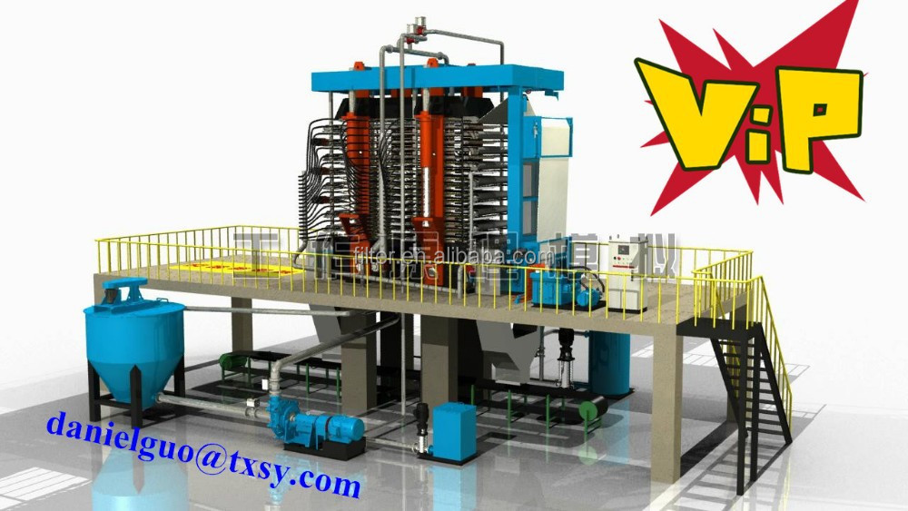 plate and frame filter press machine,plate and frame filter press animation-- advanced production technology.
