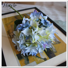 Cheap Artificial Flower High Quality Single Large Size Starfish Hydrangea Bouquet for Wedding Home Office Decoration FZH073