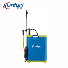 China factory supplier high quality agricultural Automatic farm hand back spray plastic sprayer tanks