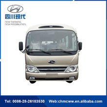 23 seats 130hp Hyundai county (E-county) bus for sale