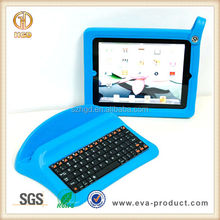 For iPad 2 3 4 Case With keyboard, Shockproof EVA Tablet Case for Children