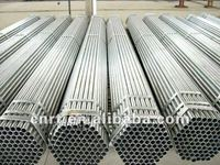 pre galvanized steel tube suit to farm gate