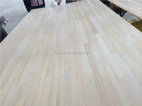 Paulownia finger joint wood & laminated board