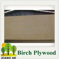 4ft 8ft 5/8 thickness prefinished baltic birch plywood for canada