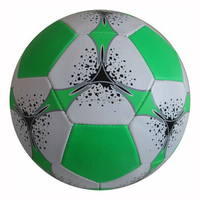 china ball used cheap rubber football