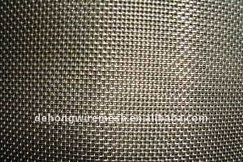 Galvanized Crimped Wire Mesh/Mine Sieving Screen