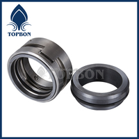 Stationary material mechanical seal for Burgmann M7N/M78N silicon carbide material